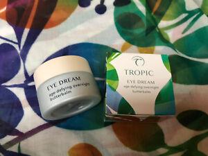EYE DREAM Age Defying Overnight Butter Balm - Tropic VEGAN Skincare (Lot 1 )