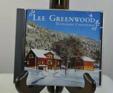Tennessee Christmas by Lee Greenwood (CD, 2007, Lifestyles) FAST-FREE SHIPPING