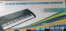 More details for used electronic keyboards