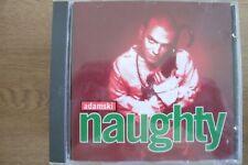 Adamski - Naughty (CD) . FREE UK P+P ...........................................