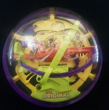 Original Perplexus The Maze Puzzle Obstacle Course Brain Teaser Marble Game Toy