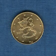 Finlande - 2003 - 10 centimes d'euro - Pièce neuve de rouleau -