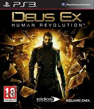 Deus Ex Human Revolution PS3