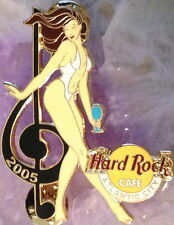 Hard Rock Cafe ATLANTIC CITY 2005 Sexy Girls of Summer Series PIN #1/4 HRC 28131
