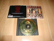CANNIBAL CORPSE LIVE CANNIBALISM  DEATH METAL MUSIC CD EN BUEN ESTADO