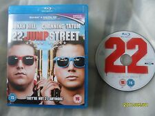 BLU-RAY - 22 JUMP STREET - BLU-RAY DISK ONLY NO DIGITAL COPY INCLUDED