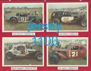 Race Car Color Scans, 1968 Trenton