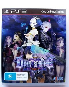 Odin Sphere Leifthrasir   Sony Playstation 3 PS3   Australian PAL Release Auspal