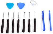 12 Teilig Reparatur Werkzeug Öffnung Öffner Schraubendreher Set für Handy Tablet