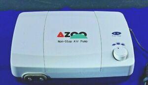 AZ-15321 AZOO Air Pump Aquarium Fish Tanks 2 Outlets BATTERY OPERATED Jumbo-1