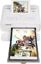 Canon - Selphy Cp1300 Wireless Compact Photo Printer - White