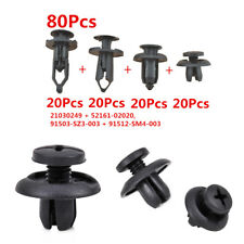 Car Body Push-Type Bumper Retainer Clip Durable nylon plastic rivet fasteners