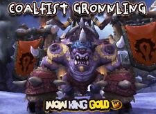 World of warcraft wow mount/ Coalfist gronnling All US Servers