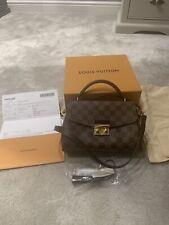 Louis Vuitton LV CROISETTE bag with receipt original box & dustbag