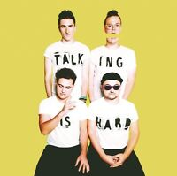 Walk the Moon - Talking Is Hard [New CD]