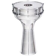 More details for meinl he-104 aluminum darbuka drum 8