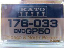 JTC - EMD GP-50  (Chicago & NorthWestern)
