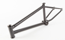 "S&M BIKES BONESAW FRAME GLOSS BLACK 21.25 BMX BIKE 21.25"" Isaac Barnes 1664 FIT"