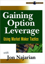 Gaining Option Leverage: Using Market Maker Tactics Brand new authentic DVD