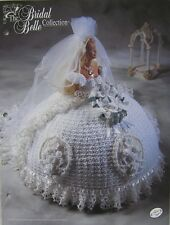 Annie's Attic Bridal Belle Collection Bride Crochet Bed Doll Pattern