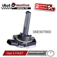 Audi VW Seat Skoda Oil Level Sensor + Seal 06E907660 Golf Passat A3 A4 A6 TT TSI