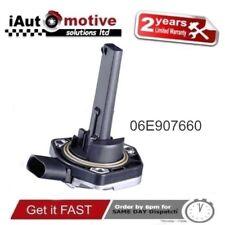 Audi VW Seat Skoda Sensor de Nivel Aceite +Junta 06e907660 Golf Passat A3 A4 A6