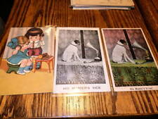 #8411,Seldom Seen Lot of Vintage Radio Postcards