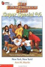 New York, New York! (Baby-Sitters Club Super Special, No. 6)