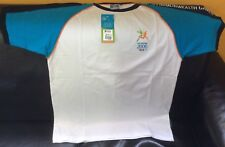 MELBOURNE 2006 XV111 COMMONWEALTH GAMES LADIES T-SHIRT SIZE Small