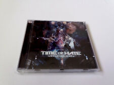 "TIME OF HATE ""SWEATING HATE"" CD 7 TRACKS COMO NUEVO"