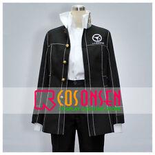 Cosonsen Shin Megami Tensei: Persona 4 Naoto Shirogane Uniform Cosplay Costume