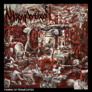NEKROMANTHEON - Visions of Trismegistos CD, NEU