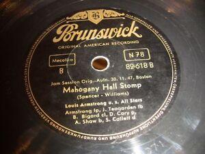 3/1 Louis Armstrong - High Society - Mahogany Hall Stomp