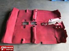 JDM 02-05 Honda Civic Type R CTR  EP3 RHD Hatchback 3 Door Floor Red Carpet