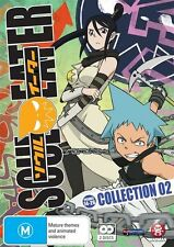 Soul Eater : Collection 2 (DVD, 2010, 2-Disc Set) Anime