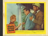 1958 MOVIE LOBBY CARD #4-1583 - GOD'S LITTLE ACRE - ROBERT RYAN