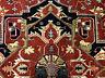 10x14 NEW WOOL RUG HAND-KNOTTED ORIENTAL rust handmade handwoven tribal carpet
