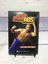 Hip Hop Abs Dvd Hips Buns & Thighs Bonus Dance Shaun T Fitness Workout (M5)