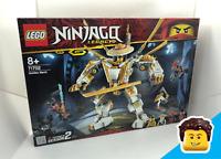 LEGO Ninjago 71702  ★  Goldener Mech  ★  NEU & OVP  ★  mit goldenem Llyod