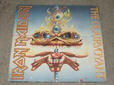 "Iron Maiden – The Clairvoyant 12""      1988   GATEFOLD SLEEVE!!"