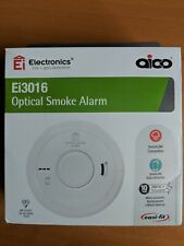 Aico Ei3016 Mains Optical Lithium Detector with AudioLINK - Dated April 2031