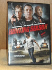 Hunting Season (DVD, 2016) Sener Sen Cem Yilmaz Çetin Tekindor