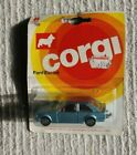 Corgi Junior Ford Escort #105 1981 On Card