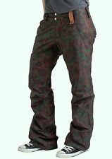 HOLDEN Women's HOLLADAY MICRO OX Snow Pants - Camo - Small - NWT