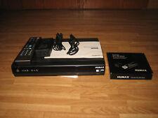 HUMAX ICORD NEO HD+ twin SAT Receiver 500GB Festplatte,Wlan USB,SKY,HD+,Apps,IP