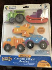Learning Resources Counting Vehicles
