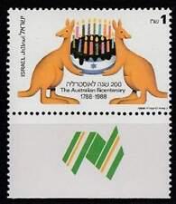 Israël postfris 1988 MNH 1083 - Australië 200 Jaar