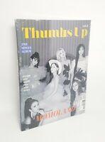 K-POP MOMOLAND 2nd Single Album [Thumbs Up] CD+Photobook+2p Photocard+F.Poster