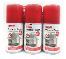 Beaphar PROTECTO FOGGER MINI 3x75ml Insekten-Vernebler Flohbombe gg Ungeziefer
