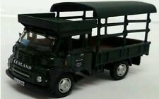 Best Choose 1:76 Hong Kong Classic Lorry - Leyland FG Green